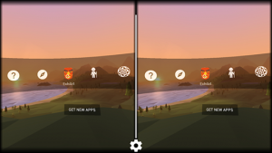 Cospaces and how the UX change with the new Oculus Go